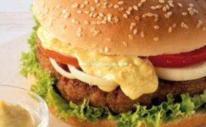 Sos per hamburgera