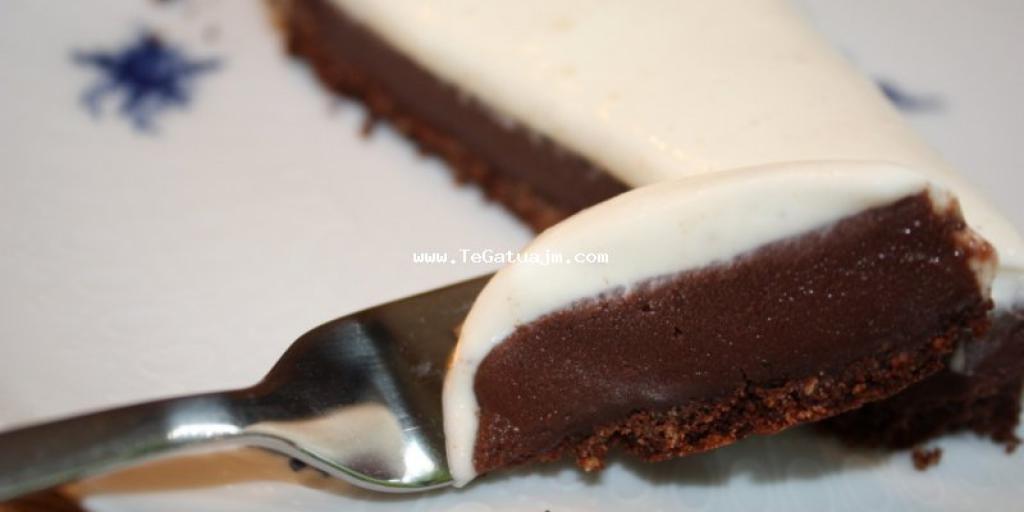 Tarta me mascarpone dhe çokolate