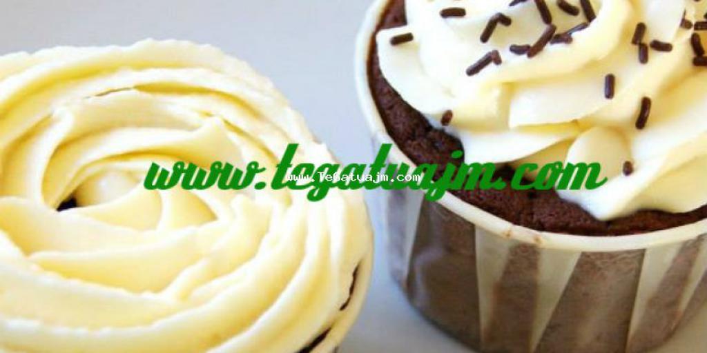 Mufinsa me krem vanilje