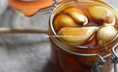 Mjalti dhe hudhra, kombinimi mrekullues