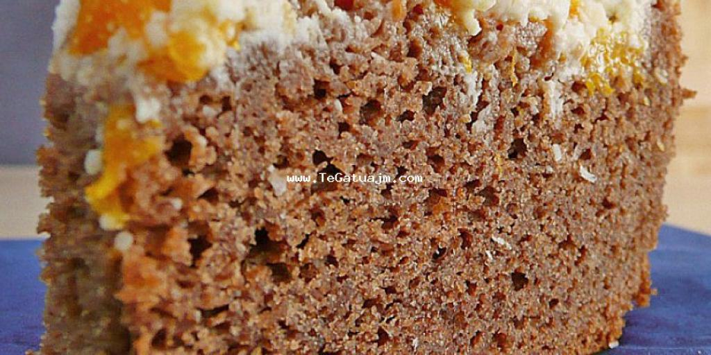 Torte me mandarina dhe schmand