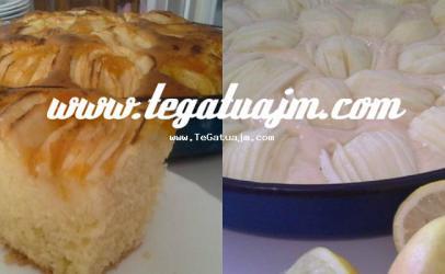 Torte me molla dhe limon