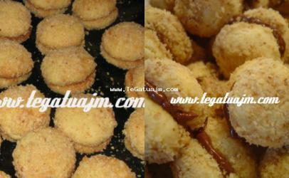 Biskota dyshe me qokollad