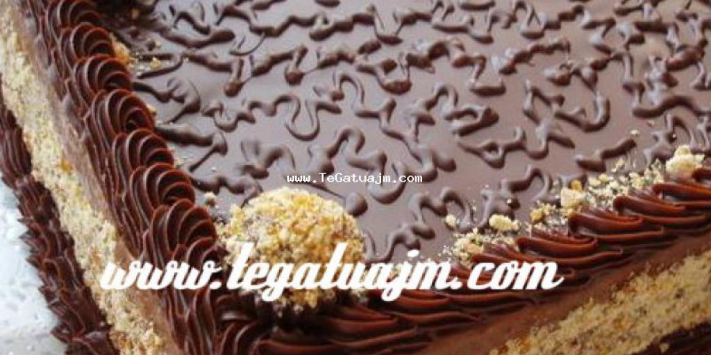 Torte çokolladë me rende