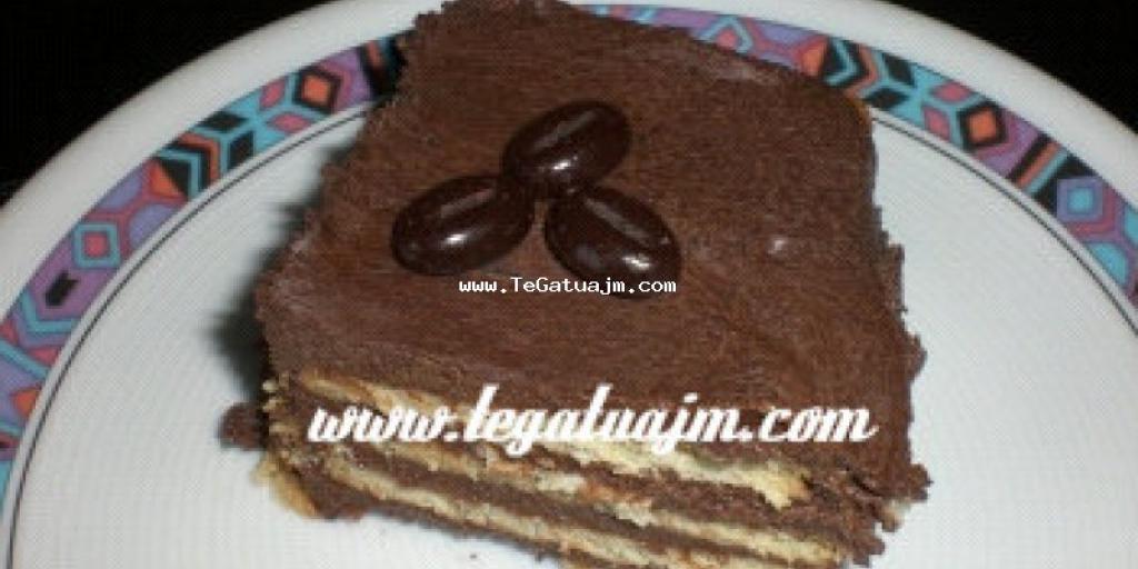 Torte per femije; me puding dhe keksa