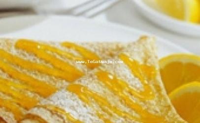 Krepa me lëng portokalli