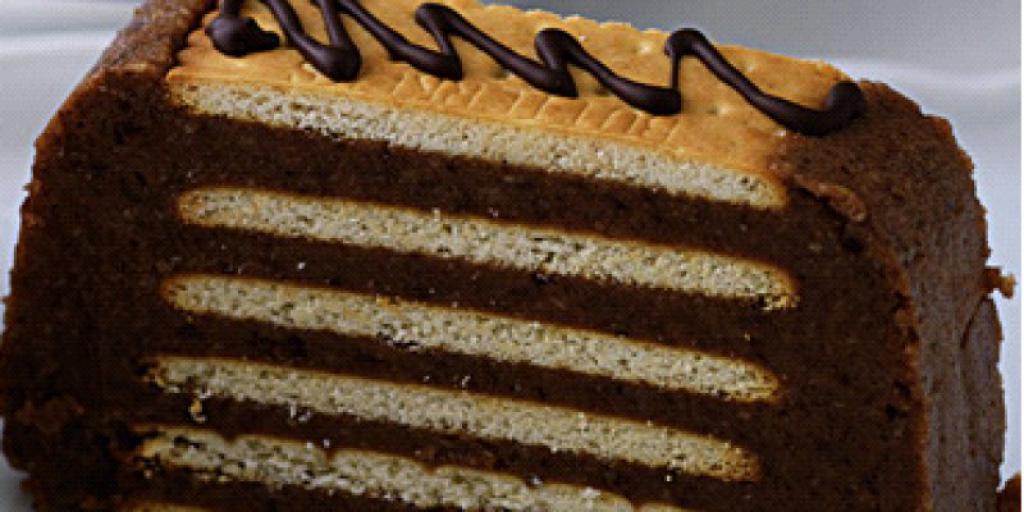 Torte e shijshme me keksa