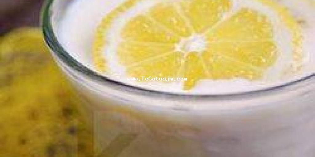Maske me qumesht dhe limon