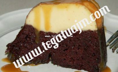 Krem karamel torte