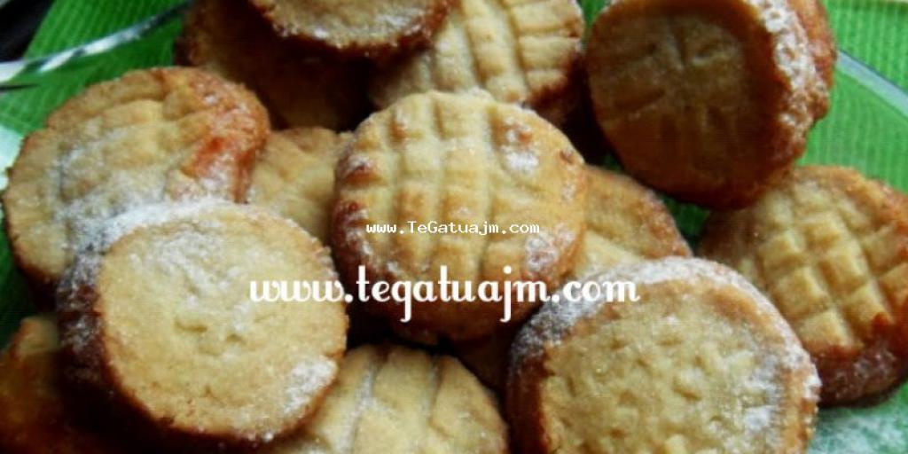 Biskota me shije të vaniles