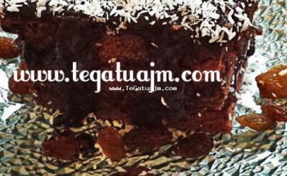 Torte me çokollade nga tegatuajm