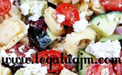Tortelini salate