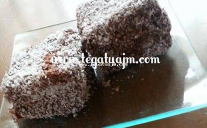 Kube me qokollad dhe kokos
