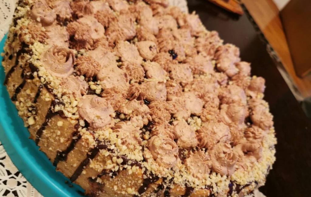 Torte elizabet e pergaditur nga tegatuajm