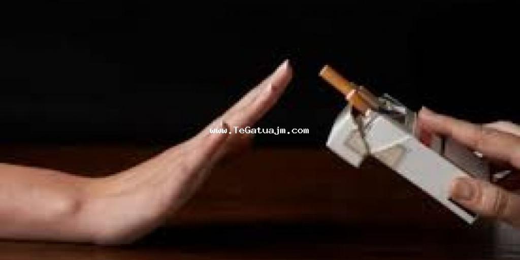 Lëreni duhanin duke përdorur sodë bikarboni
