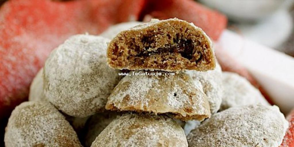 Biskota me kanell dhe kakao