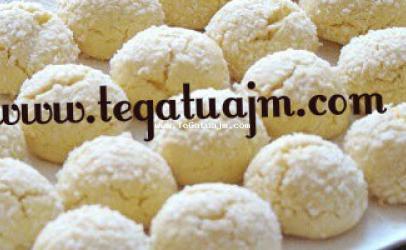 Biskota kokosi  (recetë vegjetariane )