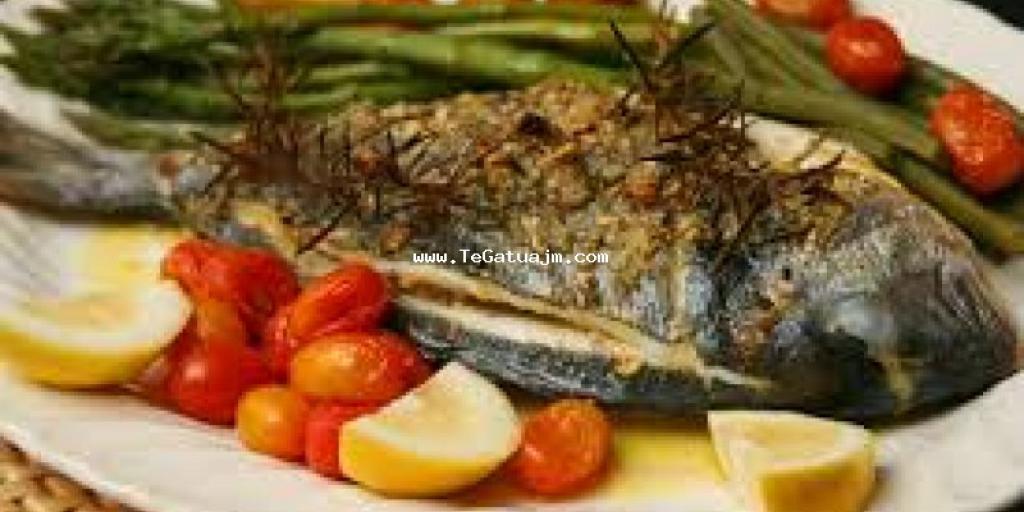 Peshk  i skuqur me perime