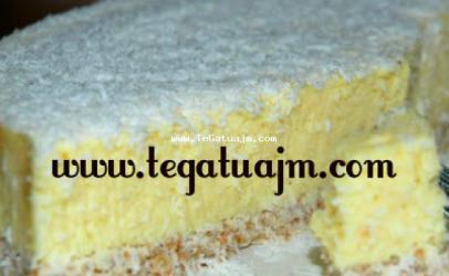 Torte me kokos  që nuk pjeket