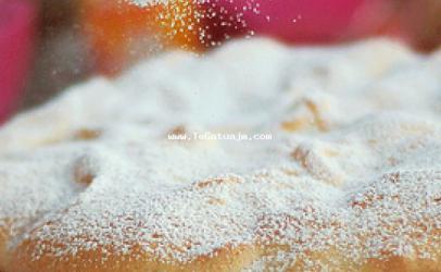 Torte me rrush te bardhe
