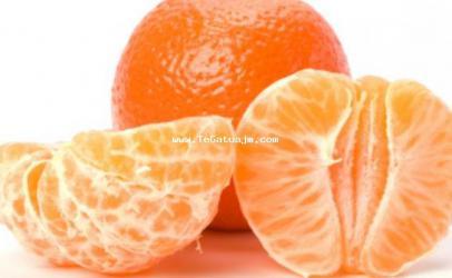 Mandarina lufton anemin dhe mykun e zorrëve