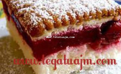 Torte me krem qershie