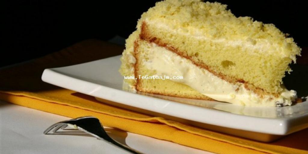 Torta Mimoza