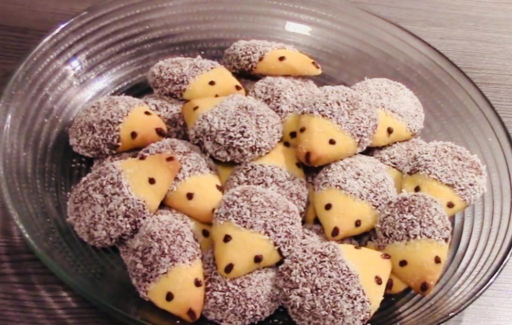Biskota me form iriqi per femij