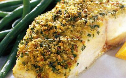 Peshk të rreshkur të aromatizuar me erëza