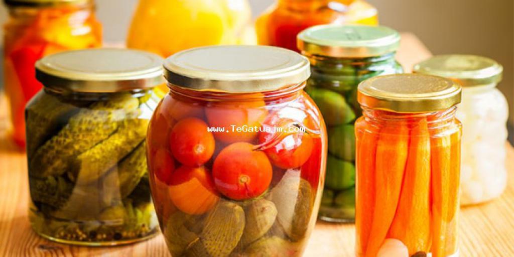 6 sekretet e konzervimit të ushqimt me ujë të nxehtë