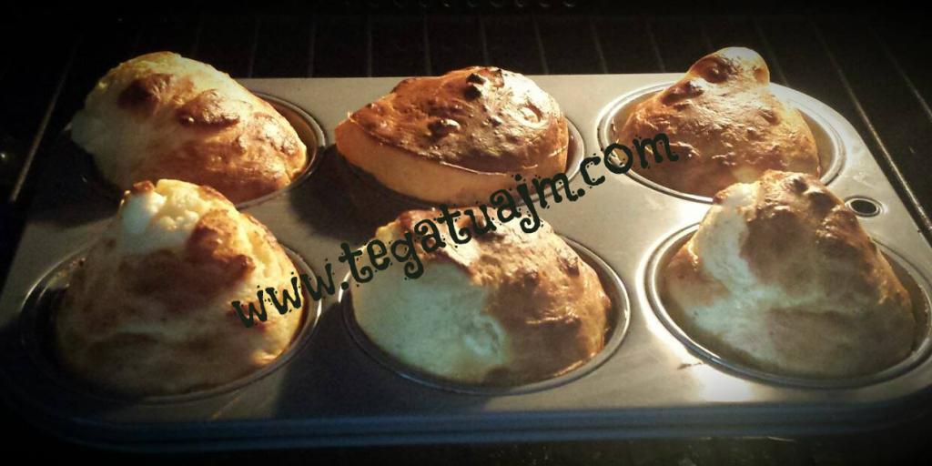 Pogaqe muffins te shpejta nga tegatuajm