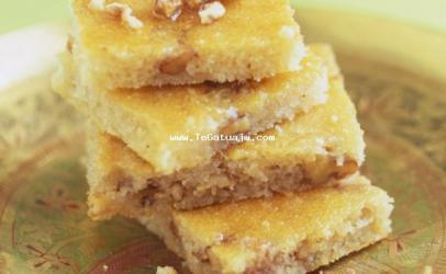 Torte me grize dhe jogurt (recete turke)