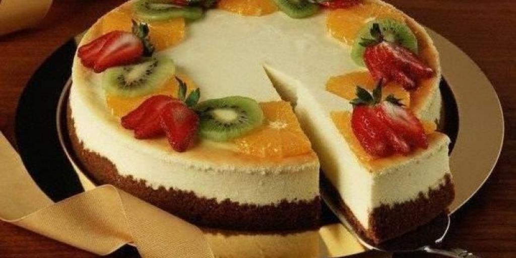 Tortee bukur me fruta