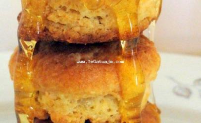 Biskot me mjaltë, për një mëngjes të përkryer
