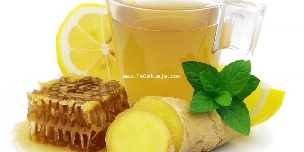 Xhenxhefil dhe limon kundër migrenës