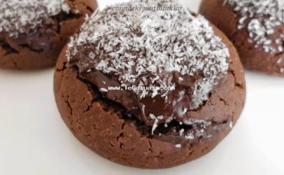 Biskota me cokolad kokrra