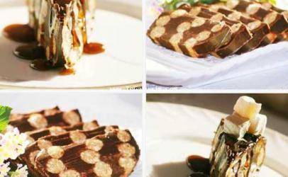 Torte mozaik me llokum