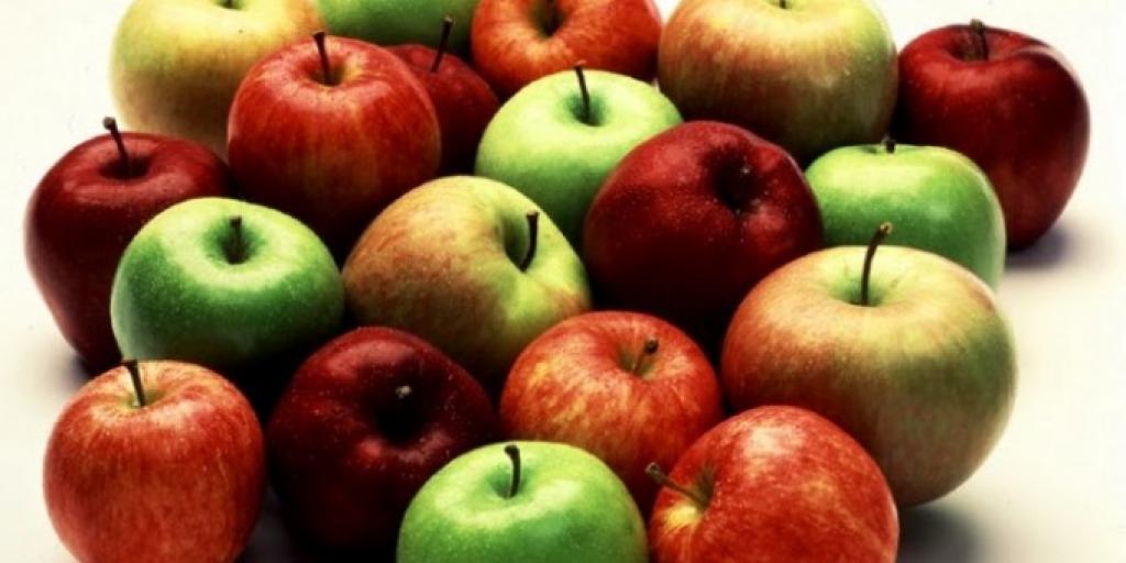Pure me mollë per bebe