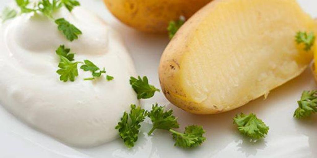 Dieta me patate dhe jogurt