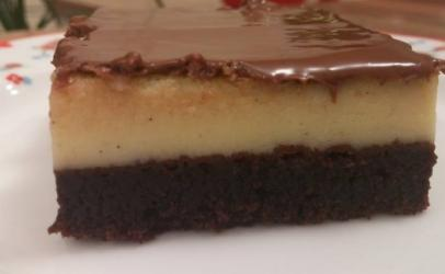 Cheesecake me Nutella