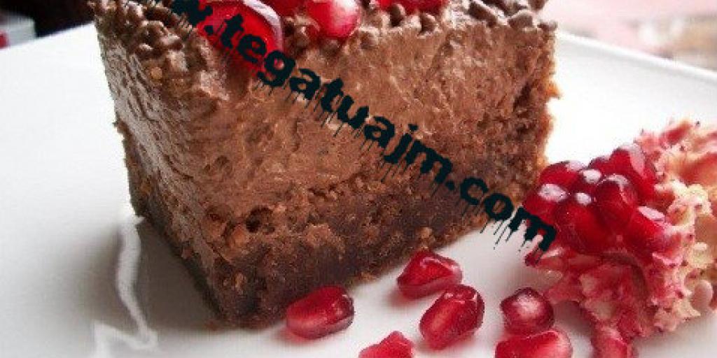 Tortë me arra dhe çokollatë