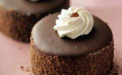 Torte të vogla me çokolladë