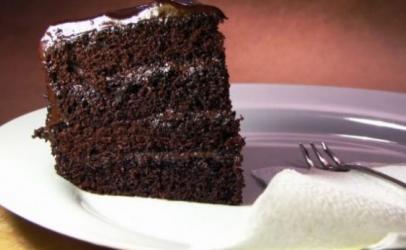Torte e butë me çokollatë