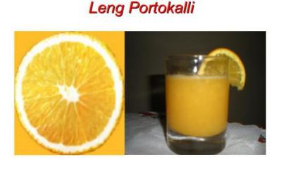 Lëngu nga portokalli
