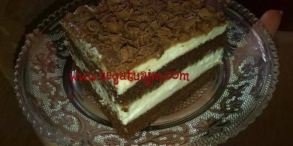 Torte e shijshme me krem