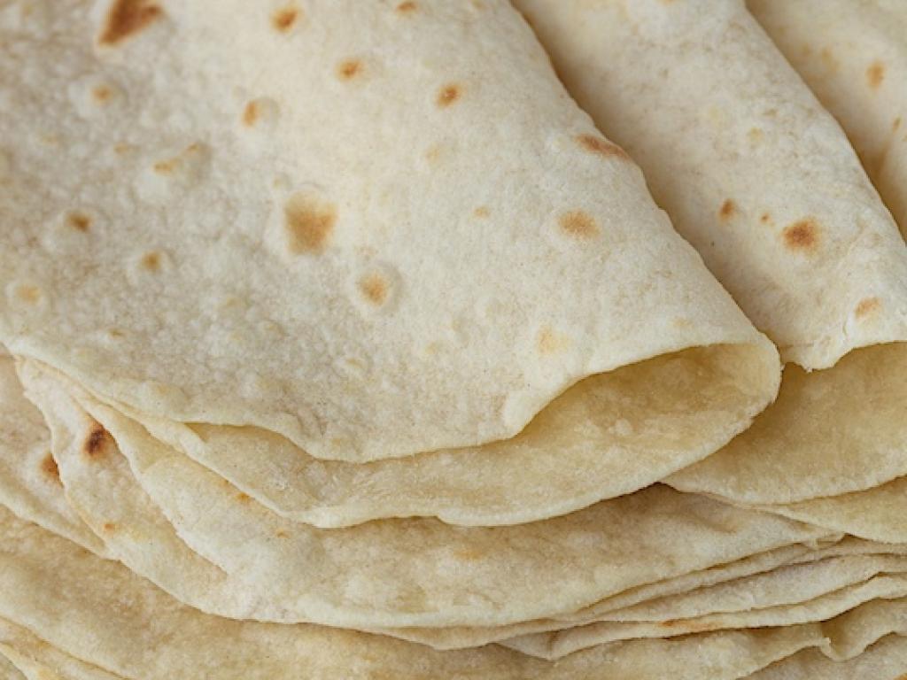 Brumi per tortilla