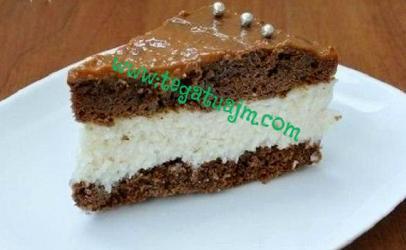 Embelsir me çokolad dhe kokos