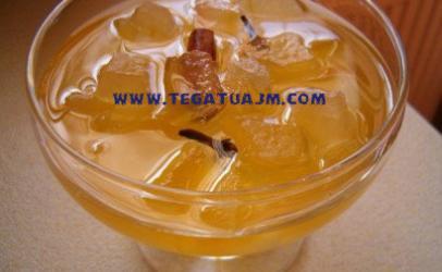 Reçel shalqiri (gliko)
