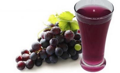 Lëngu i rrushit, shërues universal