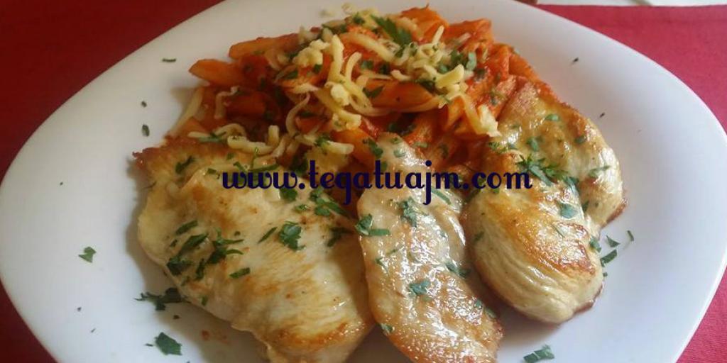 Fileto pule me pasta(makarona )nga;tegatuajm.com
